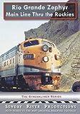 Rio Grande Zephyr Main Line Thru the Rockies by Vintage Diesel