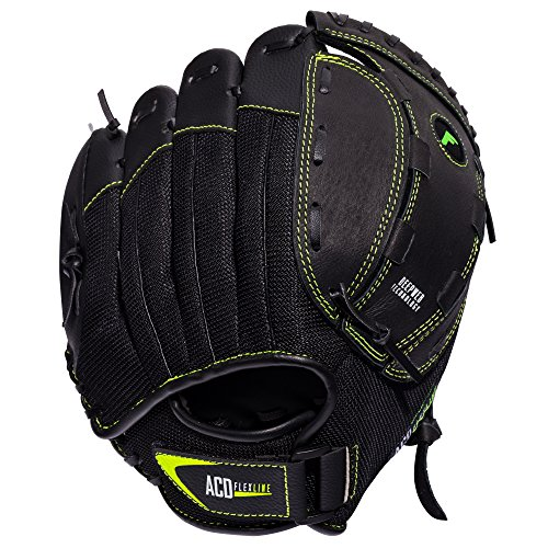 Franklin Sports ACD Flexline Baseball Gloves, Left Handed Thrower, 11'