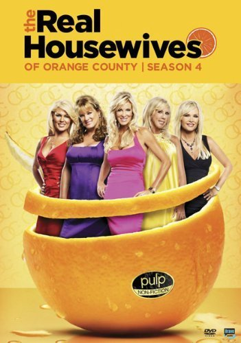 The Real Housewives of Orange County: Season 4 by A&E HOME VIDEO