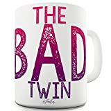 The Bad Twin 11 OZ Funny Mugs For Men Rude