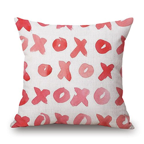 Review Sweet Love Red Pillow