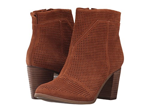 Sneaker Shoes (5.5 B(M) US, (Cinnamon Suede Perforated)) ()