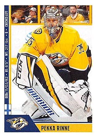 2018-19 Panini NHL Stickers Hockey  415 Pekka Rinne Nashville Predators be3135c95