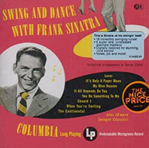 Swing & Dance With Frank Sinat