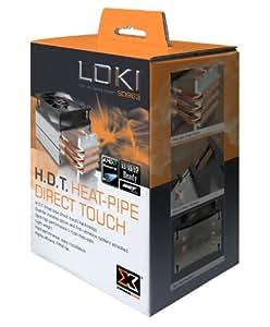 Xigmatek Desktop Computer Heatsink Cooling Fan LOKI SD963