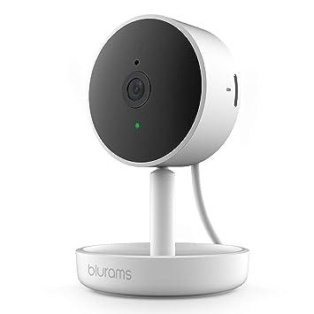 Amazon.com: Blurams Home Pro, cámara de seguridad 1080p HD ...