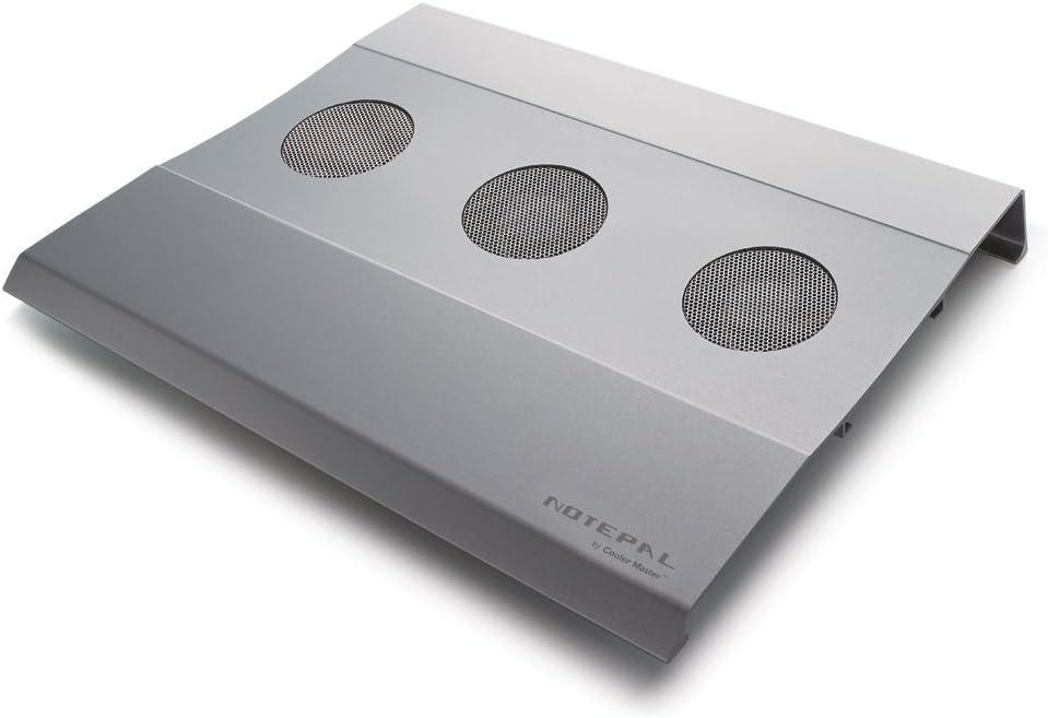 Coolermaster Notepal W2 Notebook Kühler Mit Usb Hub Computer Zubehör