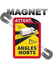 STROBO Angles Morts tabliczki magnetyczne i naklejki