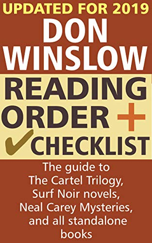 Don Winslow Reading Order and Checklist: The guide to The ...