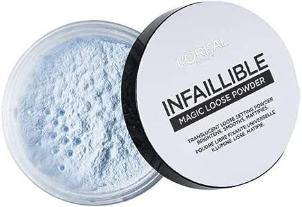 L'Oréal Paris Infallible Loose Powder Transparent