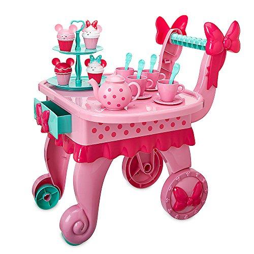 Disney Minnie Mouse Treat Cart Play