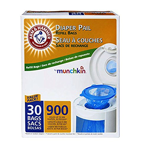 Munchkin Hammer Diaper Refill Count product image