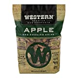 Western Premium BBQ Products Apple Smoking Chips, 6.48 lbs