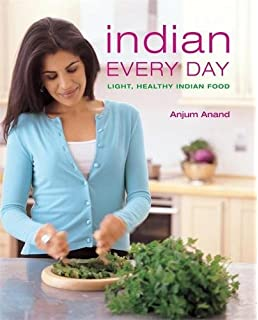 Indian food made easy anjum anand 9781849491297 amazon books indian every day light healthy indian food forumfinder Choice Image