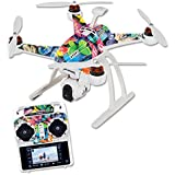Skin For Blade Chroma Quadcopter – Butterfly Party | MightySkins Protective, Durable, and Unique Vinyl Decal wrap cover | Easy To Apply, Remove, and Change Styles | Made in the USA