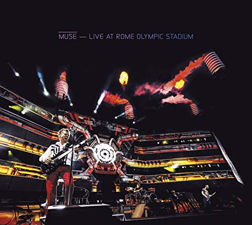 Live At Rome Olympic Stadium by Warner Bros.