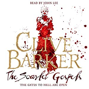 The Scarlet Gospels Hörbuch