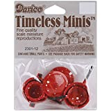 Darice Timeless Miniatures - 4 Per Package