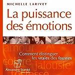 La puissance des émotions - Comment reconnaître les vraies des fausses | Michelle Larivey