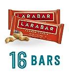 LARABAR, Fruit & Nut Bar, Cashew Cookie, Gluten Free, Vegan, Whole 30 Compliant, 1.7 oz Bars (16 Count)