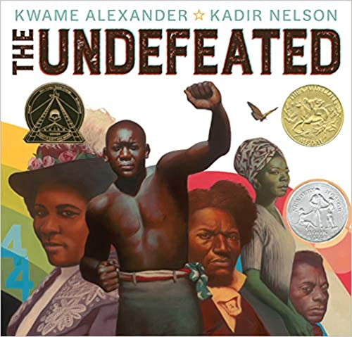 cover image of The Undefeated