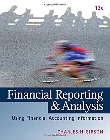Financial Reporting and Analysis: Using Financial Accounting Information (with Thomson ONE Printed Access - Price Printed Gift Boxes