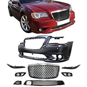 front bumper fits 2011 2014 chrysler 300. Black Bedroom Furniture Sets. Home Design Ideas