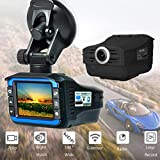Dreamyth 2in1 Radar Speed Detector Car DVR Recorder Video Dash Camera Night Vision Affordable