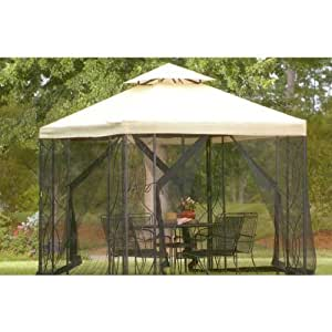 Amazon.com : ULTRA GRADE - 8' X 8' Replacement Canopy Top ...