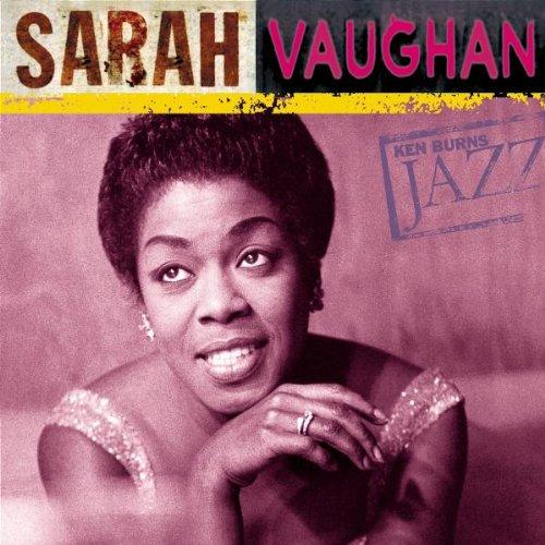 Sarah Vaughan Ken Burns Jazz Collection Sarah Vaughan Amazon Com Music