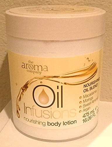 Price comparison product image Creightons The Aroma Company Oil Infusions Nourishing Lotion, Nourishing Oil Blend, 16.06 Oz.