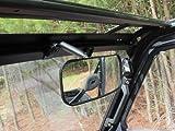 ranger 570 - Wide Angle Rear View Mirror for Polaris Ranger XP900/570 (Full Size)