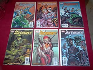 book cover of Starjammers: The Cadet and the Corsairs