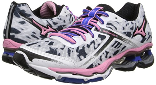 Pictures of Mizuno Women's Wave Creation 15 Running Shoe 6.5 M US 4