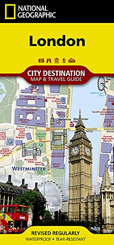 (London (National Geographic Destination City Map))