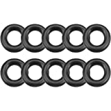 uxcell O-Rings Nitrile Rubber 22.6mm Inner Diameter 27mm OD 2.2mm Width Round Seal Gasket 25 Pcs