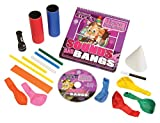 Professor Ein-O Investigate Sounds & Bangs Interactive DVD Box Kit (Age 7+) - exploring science is fun!