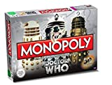 world warcraft monopoly - Monopoly: Dr. Who Edition 50th Anniversary Collector's Edition Wow World of Warcraft around