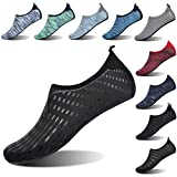 #5: FEETCITY Mens Water Shoes Swim Shoes for Women Quick-Dry Barefoot Beach Surf Boat Yoga Sneakers