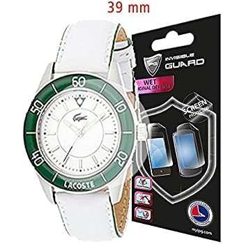 Universal Round watch SCREEN Protector (2 Units) Bubble Free Anti-scratch Invisible Protection GOOD FOR SMART WATCH TOO by IPG Size options are available ...
