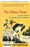 The Home Front, Archie Satterfield, 0595088805