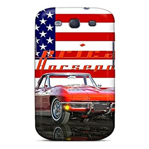 Durable Vette By Scs Back Case/cover For Galaxy S3
