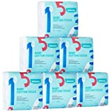 Winner Baby Dry Wipe, 100% Cotton, 600 Count Unscented Cotton Tissues for Baby's Sensitive Skin
