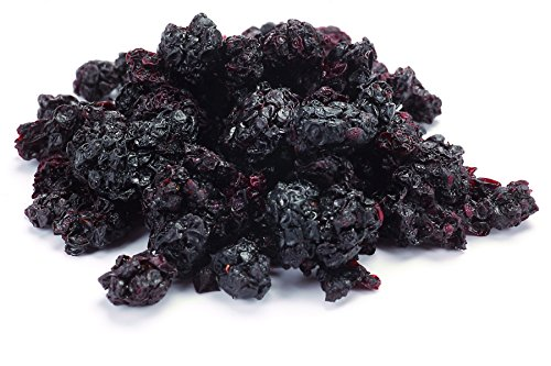 Organic Dried Blackberries Wild Mountain Unsweetened 1 Kg Bag GBP 5999 Amazoncouk Grocery
