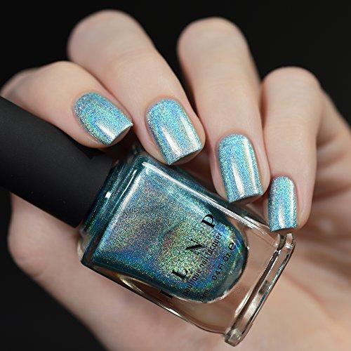 Sky Blue Ultra Holographic Nail Polish, Chip
