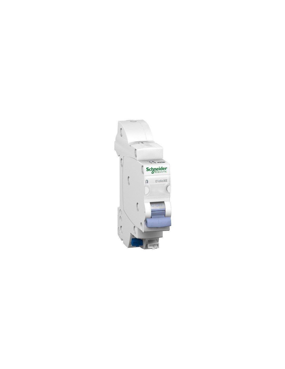 Schneider Electric SC516727 Disjoncteur 20 A Courbe C Blanc SCH16727