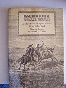 Unknown Binding California Trail Herd Book
