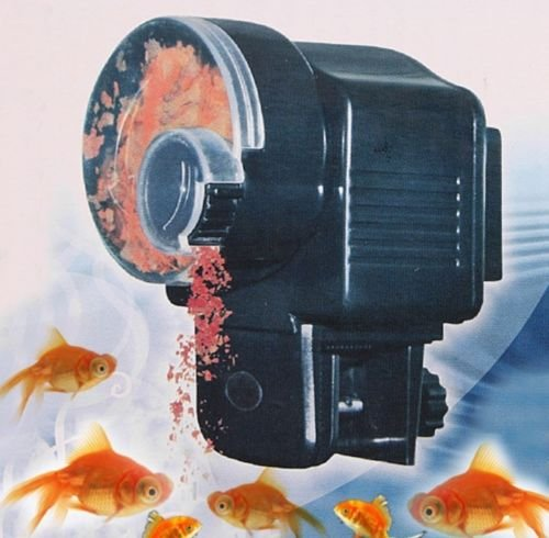Programable Automatic Fish Aquarium Food - Online Canada Boss