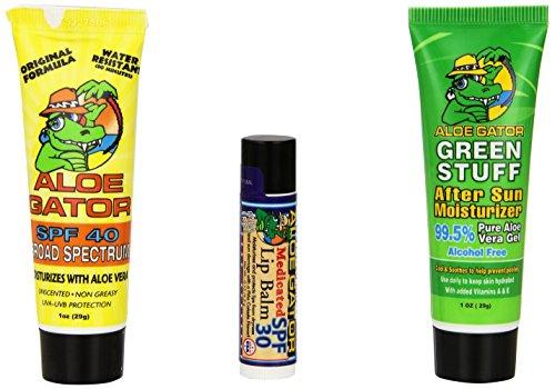 Aloe Gator Outdoor Combo Pack