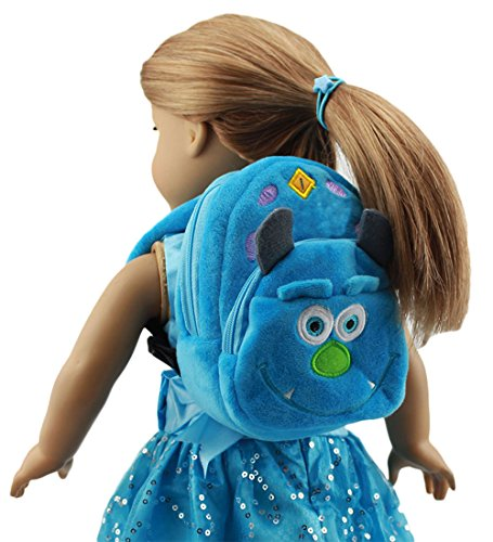 Wesen accessories Dolls backpack American